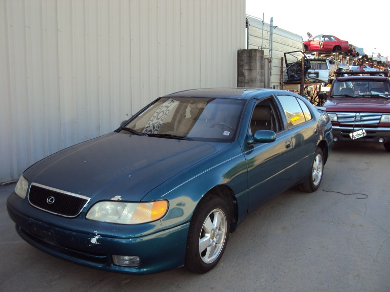 1996 lexus gs300 4 door sedan 3 0l in line 6 at rwd color. Black Bedroom Furniture Sets. Home Design Ideas