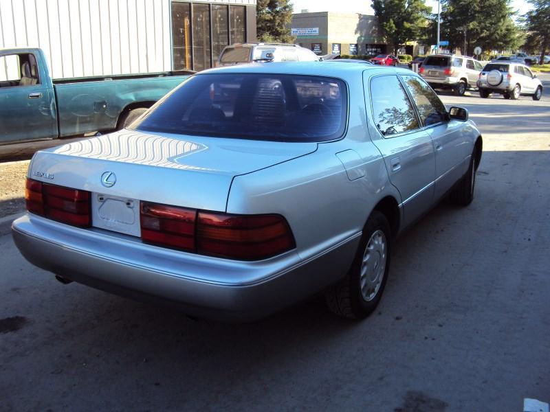 1991 lexus ls400 std model 4 door sedan 4 0l v8 2wd color white z13508 rancho lexus recycling. Black Bedroom Furniture Sets. Home Design Ideas