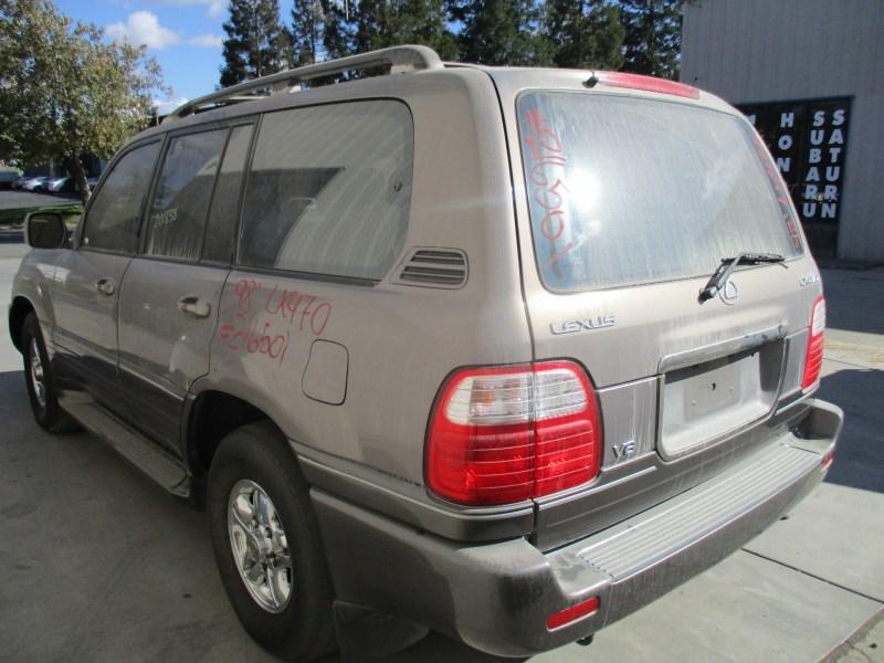 1998 lexus lx470 silver 47l at 4wd z16501 rancho lexus recycling 1998 lexus lx470 silver 47l at 4wd z16501 publicscrutiny Gallery