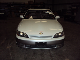 1996 LEXUS ES 300 4 DOOR SEDAN 3.0L V6 AT FWD COLOR WHITE STK Z13366