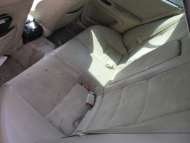 2001 LEXUS IS300 PEARL WHITE 3.0L AT Z16275