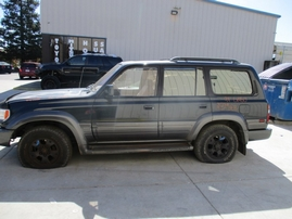 1997 LEXUS LX450 GREEN 4.5L AT 4WD Z17638