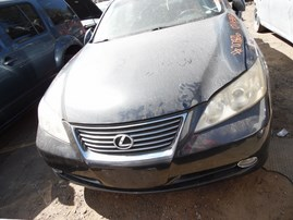 2007 LEXUS ES350 BLACK 3.5L AT Z17886