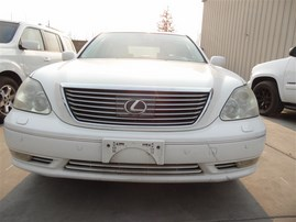 2004 LEXUS LS430 ULTRA LUXURY WHITE 4.3 AT Z20221