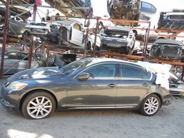 2006 LEXUS GS300 GRAY 3.0L AT 2WD Z18259