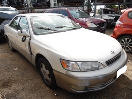 1999 LEXUS ES300 WHITE 3.0L AT Z17760