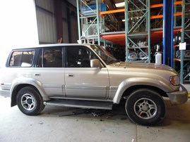1997 LEXUS LX450 TAN 4.5L AT 4WD Z18282