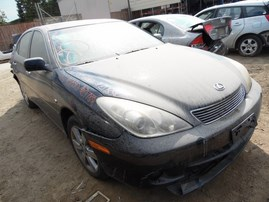 2006 LEXUS ES330 BLACK 3.3L AT Z17838
