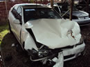 2001 LEXUS IS300, 3.0L AUTO , COLOR WHITE, STK Z14821