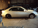 2003 LEXUS IS300 MODEL 4 DOOR SEDAN 3.0L AT 2WD COLOR SILVER STK Z13363