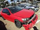 2002 LEXUS IS300 RED 3.0L AT Z16414
